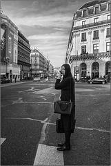 Rue Auber.