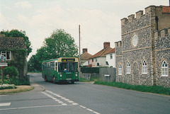 Ipswich Buses G121 VDX - 30 May 1994