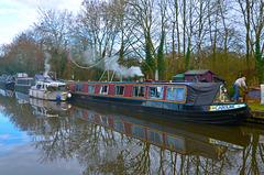 Shropshire Union canal, Norbury