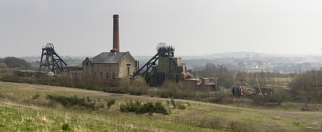 Pleasley colliery