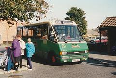 Ipswich Buses G221 VDX - 18 Oct 1992