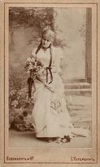 Eugenia Mravina by Wesenberg