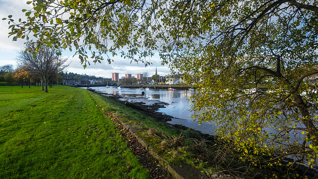 Marine Park and River Leven