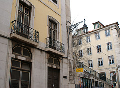 Nova do Almada Street, Lisbon