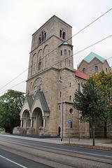 Pfarrkirche St. Joseph (Wanne-Eickel) / 17.10.2016