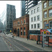 remains of Shoreditch High Street