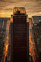 NYC - burning streets - 1986