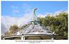Denton Island Bandstand's cormorant 5 10 2021