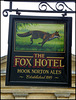old Fox Hotel sign