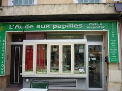 L'Aude à Martigues dans les rues piétonnières