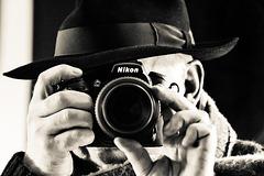 Nikon User, 2010 (Lightroom Edit)