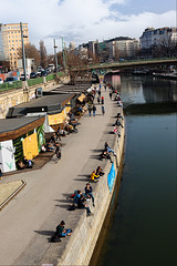 1 (44)a...austria vienna ..am kanal..street