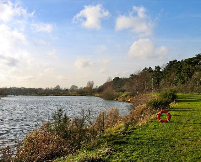 Fisherwick Lakes