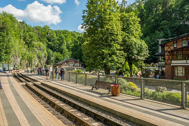 Bahnhof Rabenau