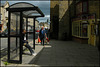 Chipping Norton bus shelter