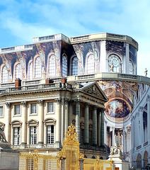 Versailles (on explore )