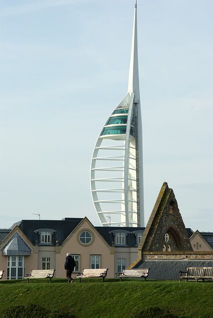 Spinnaker Tower - Portsmouth