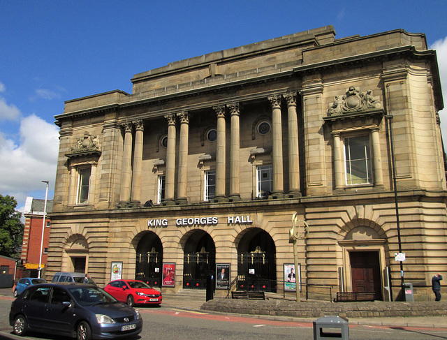 King Georges Hall.