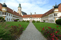 Austria - Reichersberg Abbey