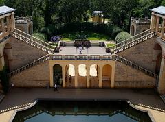 HFF von Schloss Belvedere (2 PiPs)
