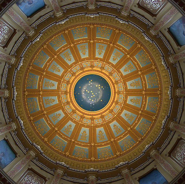 Michigan State Capitol Rotunda