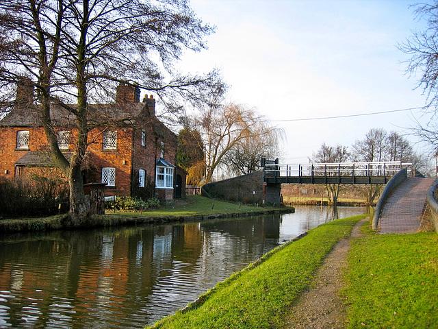 Coventry Canal near Huddlesford Grange