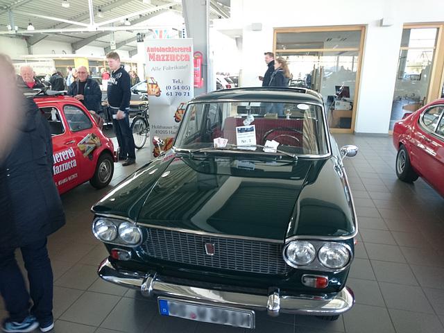 Oldtimer Austellung Autohaus Härtel 08.03.15 8