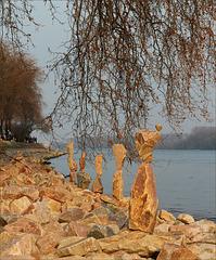 Rhein-Stein-Kunst