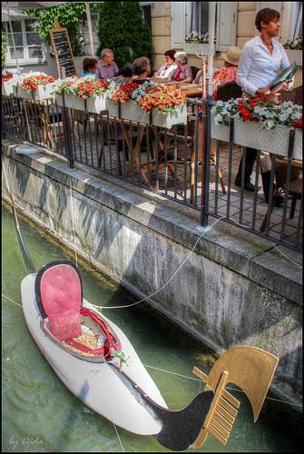 Un po 'a nord di Venezia...  (◕‿-)