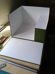 finishing 12 covering big box