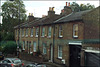 Hackney terraced houses