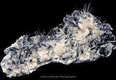 antinomy and calcite