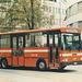 Zugerland Verkhersbetriebe (ZVB) 48 in Zug - 14 Nov 1987