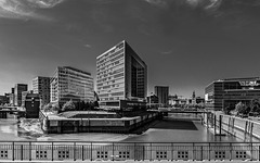Hamburg, Ericusspitze (270°) HFF