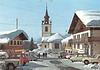 Notre-Dame-de-Bellecombe (73) Années 60. (Carte postale scannée).