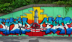 # 13 - Mural in Genoa - (428)