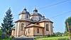 St. Georgs griechisch-orthodoxe Kirche von 1873. Ab 1946 die römisch-katholische Kirche von St. Peter und Paul, Karpaten Polen