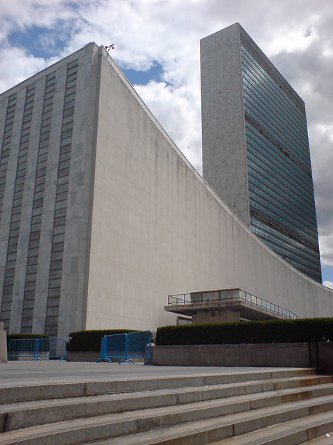 United Nations tower