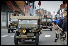 Liberation of Bischwiller 70th anniversary