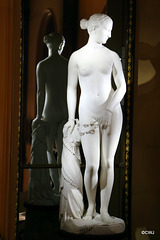 The Greek Slave - the original statue is at Raby Castle.