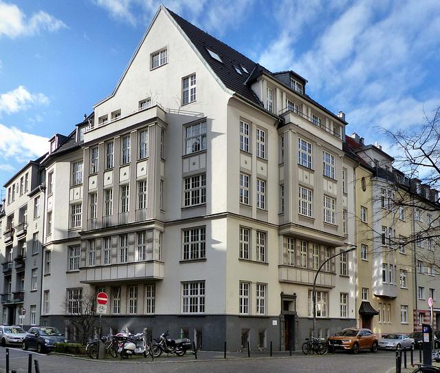 Cologne - Hasertstraße / Schaurtestraße