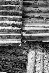 Corrugated surface
