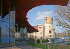 Potsdam, Theater u. Zichorienmühle