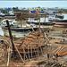 Les chantiers navals de Mandvi, victimes de la piraterie