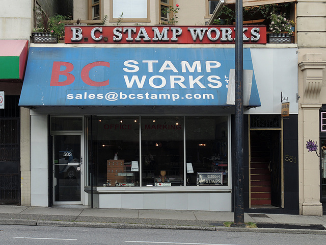 BC Stamp Works