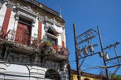 electric balcony