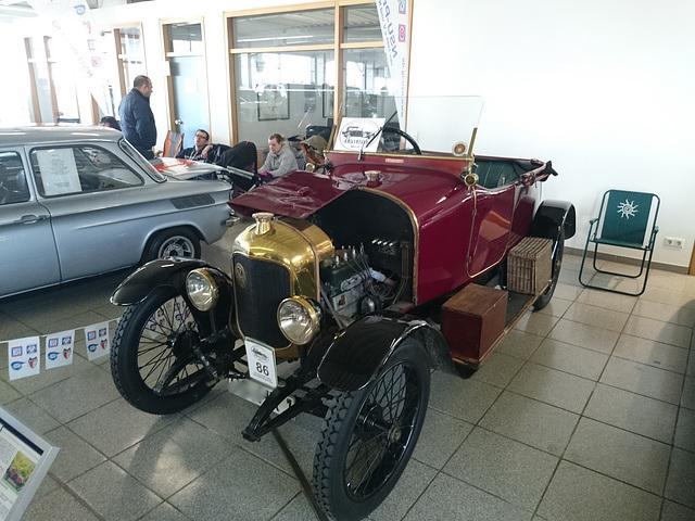 Oldtimer Austellung Autohaus Härtel 08.03.15 15