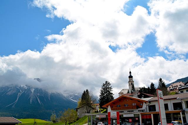 Lermoos-Österreich Austria