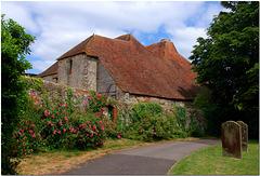 Palace Barn, Charing