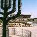 Menora and Knesseth - Jerusalem 1971 - HFF